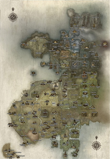 Aden World Map C5